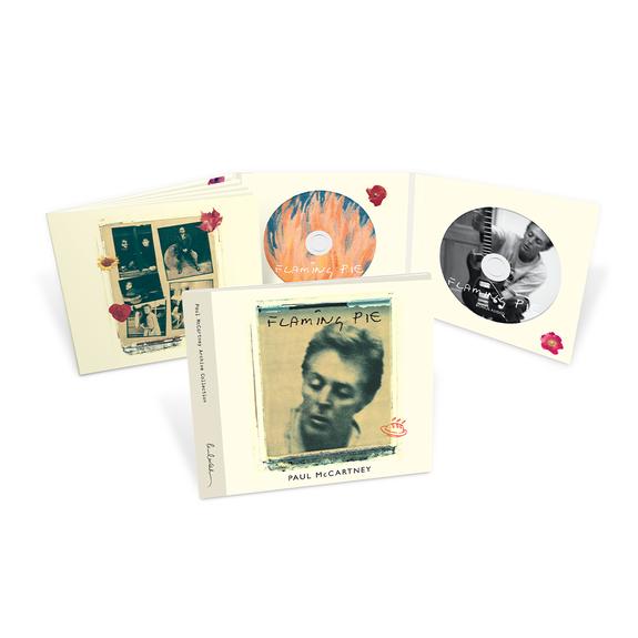 Paul McCartney: Flaming Pie: 2CD