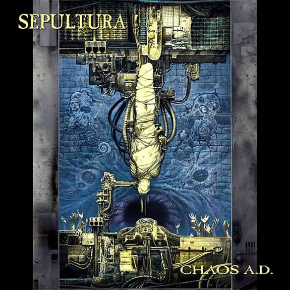 Sepultura: CHAOS A.D.(EXPANDED EDITION)