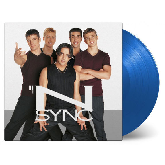 N Sync: N Sync: Blue Numbered Vinyl