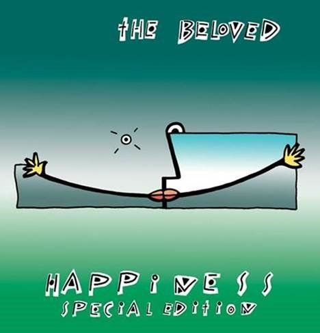The Beloved: Happiness (Special Edition): Double CD + Signed Card