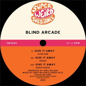 Blind Arcade: Give It Away