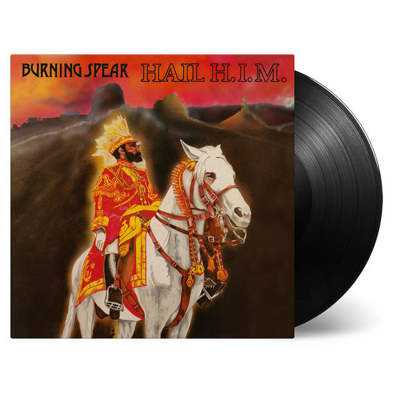 Burning Spear: Hail H.I.M