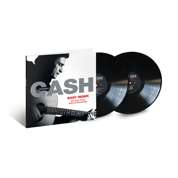 Johnny Cash: Easy Rider: The Best Of The Mercury Recordings Vinyl