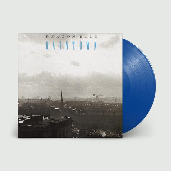 Deacon Blue: Raintown: Limited Edition Blue Vinyl