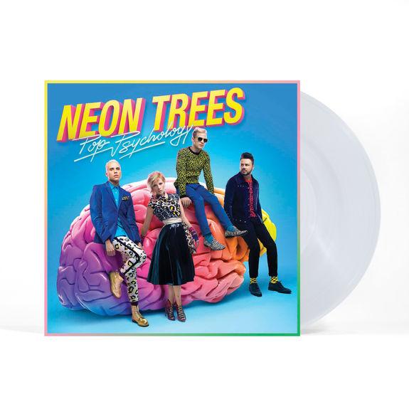 Neon Trees: Pop Psychology: Exclusive Clear Vinyl