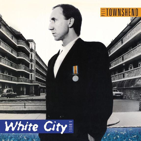 Pete Townshend: White City: A Novel (Blue Vinyl)
