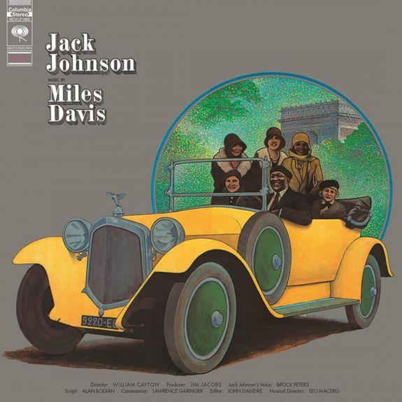 Miles Davis: Jack Johnson