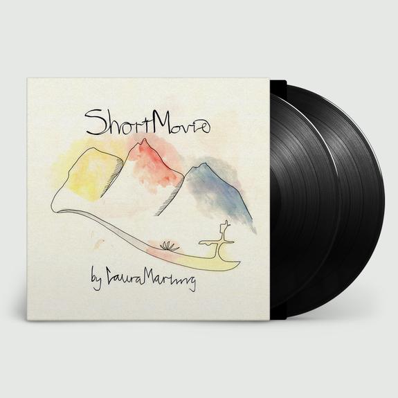 Laura Marling: Short Movie: Deluxe Vinyl 2LP