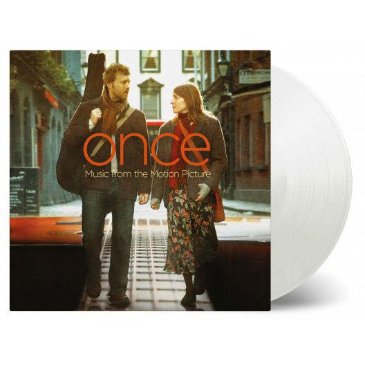 Marketa Irglova Glen Hansard : Once Soundtrack Coloured Vinyl LP