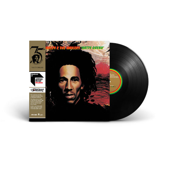 Bob Marley and The Wailers: Natty Dread: Limited Edition Half-Speed Master