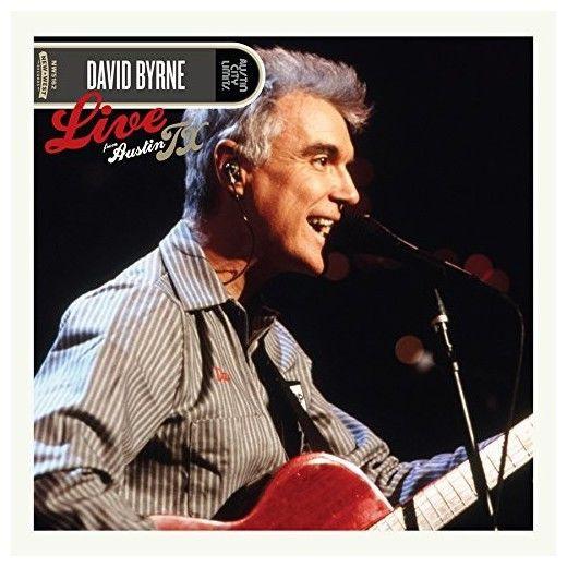 David Byrne: Live From Austin, TX