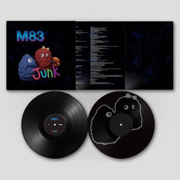 M83: Junk: Etched Vinyl