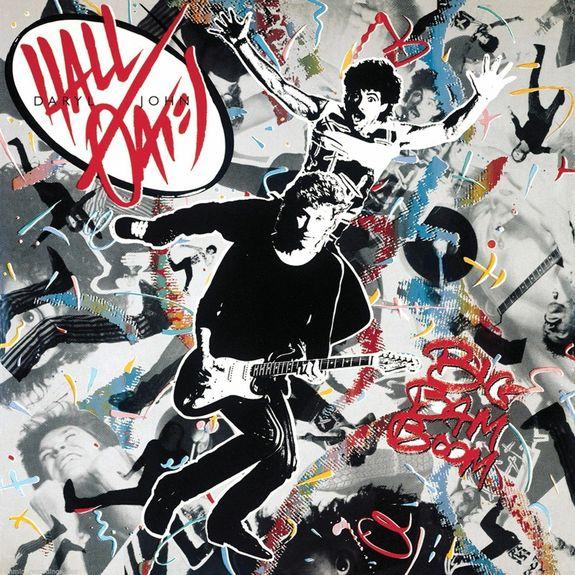 Hall & Oates: Big Bam Boom: Vinyl LP