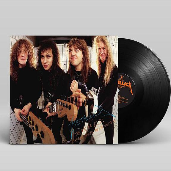 Metallica: The $5.98 E.P. - Garage Days Re-Revisited