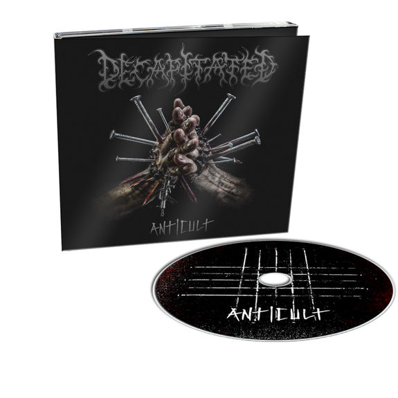 Decapitated: Anticult: Limited Edition Digipack + Signed Insert