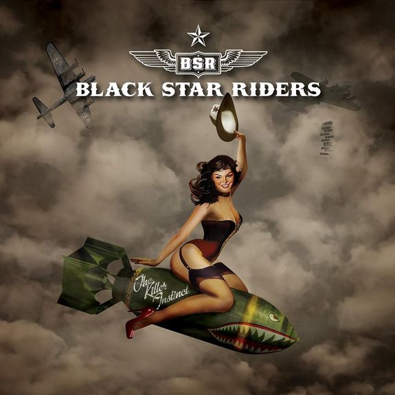 Black Star Riders: The Killer Instinct