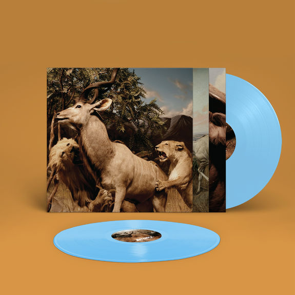 Interpol: Our Love To Admire: Limited Edition Sky Blue Vinyl