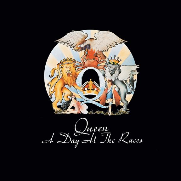 Queen: A Day At The Races (Remastered Standard Edition)