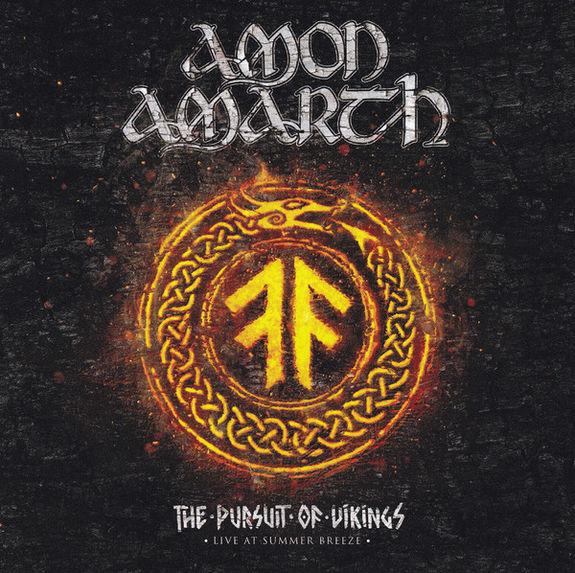 Amon Amarth: The Pursuit of Vikings (Live at Summer Breeze): Vinyl LP