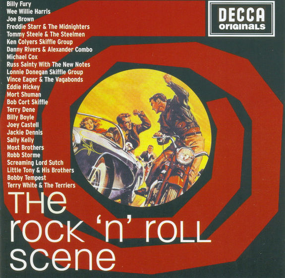 Various Artists: The Rock And Roll Scene: Limited Edition RSD 2020