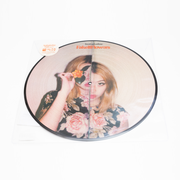 Beabadoobee: Fake It Flowers: Limited Edition Picture Disc + Signed Art Card [UK Only]