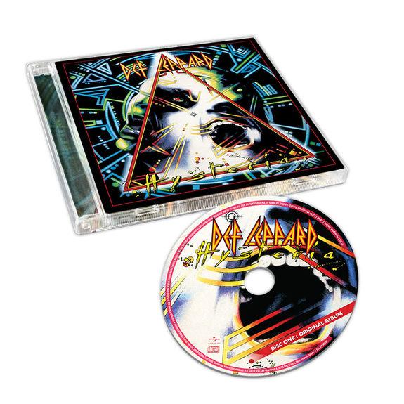 Def Leppard: Hysteria