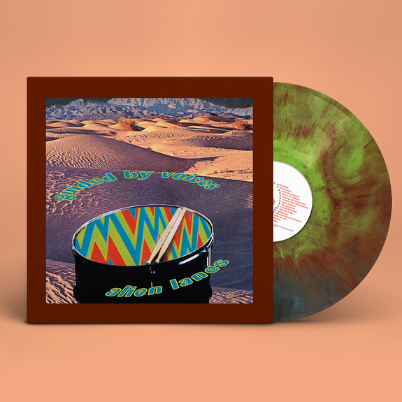 Guided By Voices: Alien Lanes: Limited 25th Anniversary Edition Starburst Vinyl