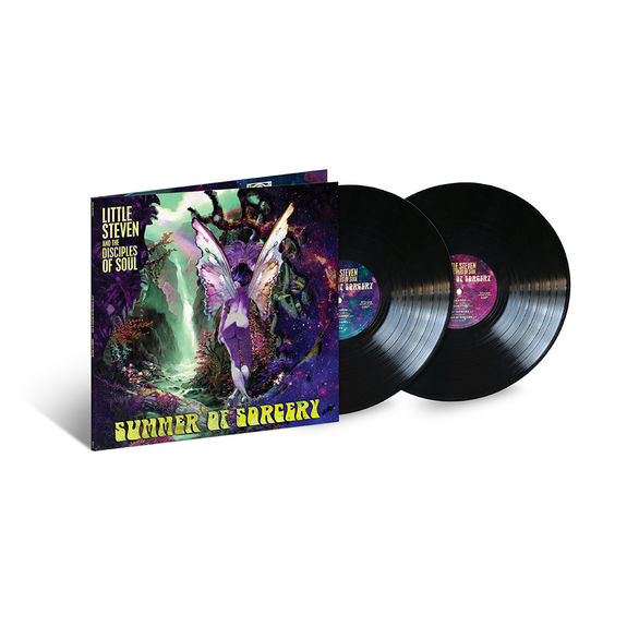 Little Steven And The Disciples Of Soul: Summer Of Sorcery: Double Vinyl
