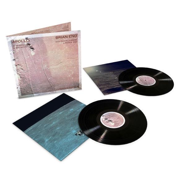 Brian Eno: Apollo: Atmospheres And Soundtracks: Extended Edition Vinyl