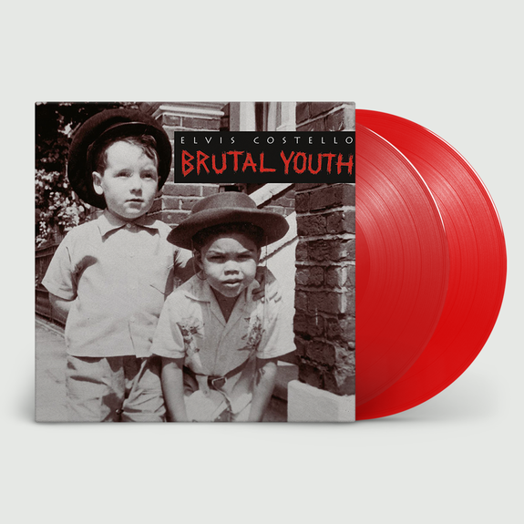 Elvis Costello: Brutal Youth: Limited Edition Red Vinyl