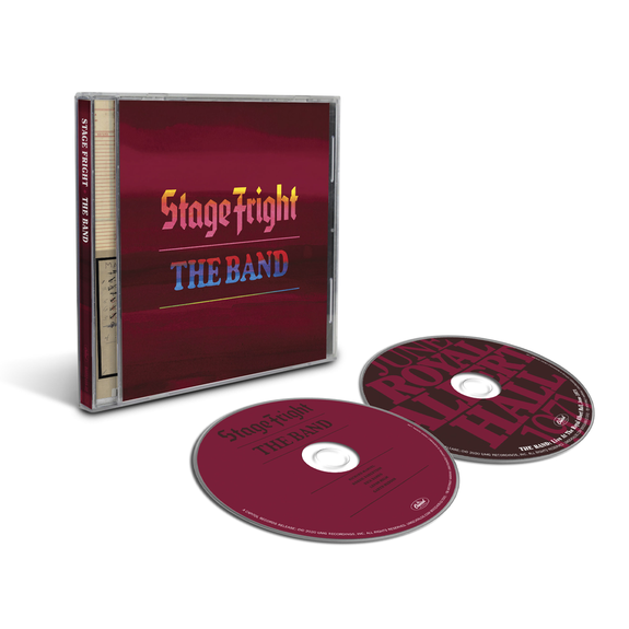 The Band: Stage Fright (50th Anniversary): Double CD