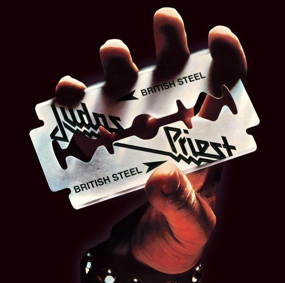 Judas Priest: British Steel: Vinyl LP