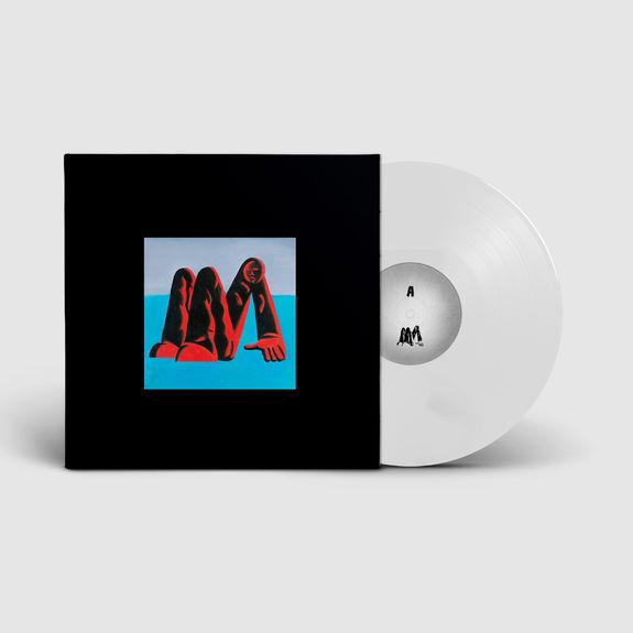King Krule: Man Alive! Limited Edition White Vinyl
