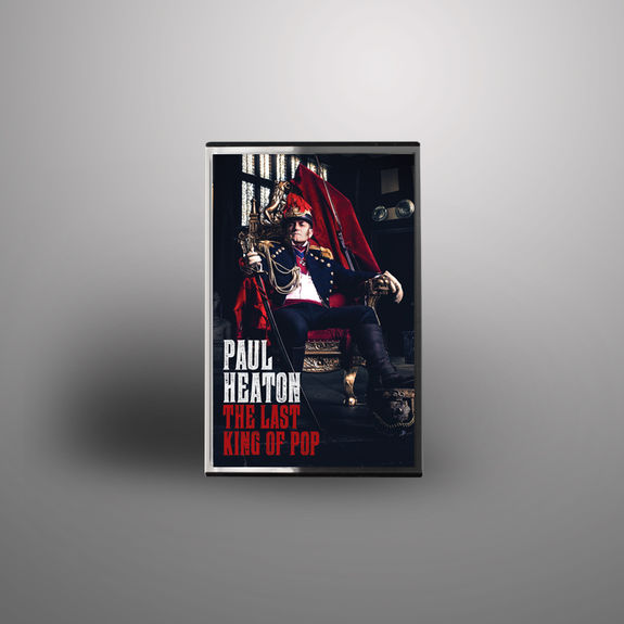 Paul Heaton: The Last King Of Pop Cassette