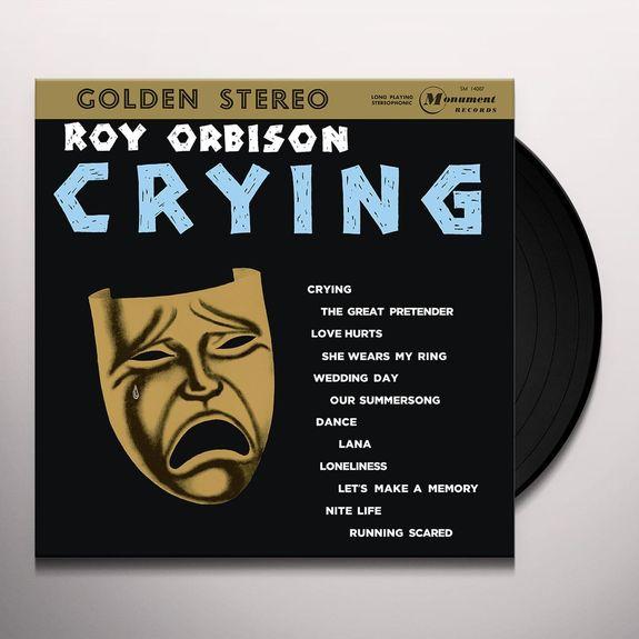 Roy Orbison: Crying: Vinyl LP