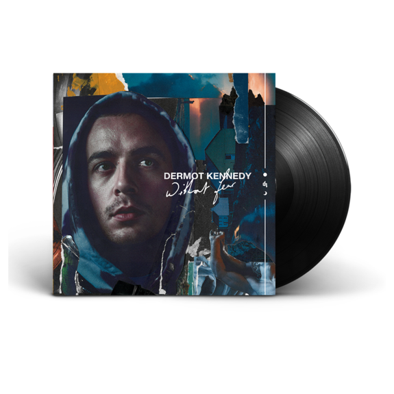 Dermot Kennedy: Without Fear: Standard LP