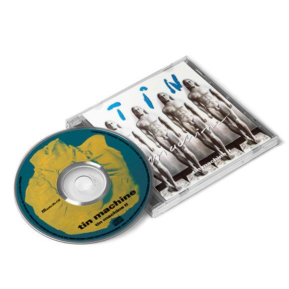 Tin Machine: Tin Machine II: CD