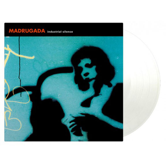 Madrugada: Industrial Silence: 20th Anniversary Edition Double White Vinyl