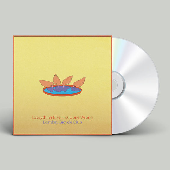 Bombay Bicycle Club: Everything Else Has Gone Wrong CD