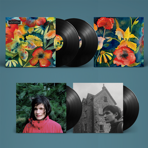 Adrianne Lenker: songs and instrumentals, abysskiss, hours were the birds Vinyl Bundle