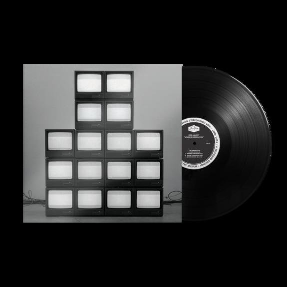 Rise Against: Nowhere Generation: Black Vinyl LP