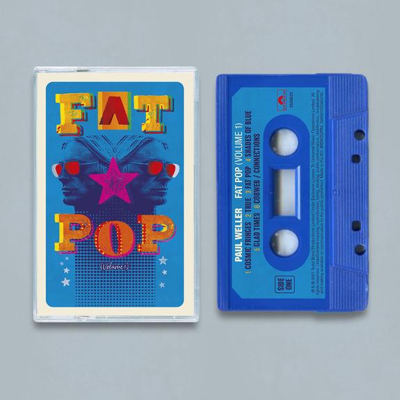 Paul Weller: Fat Pop Cassette