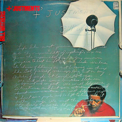 Bill Withers: +Justments