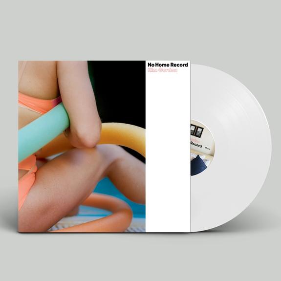 Kim Gordon: No Home Record: Limited Edition White Vinyl