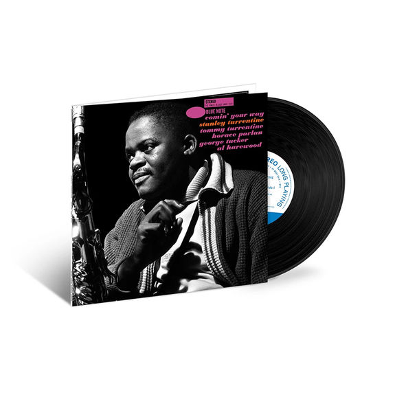 Stanley Turrentine: Comin' Your Way LP (Tone Poet Series)