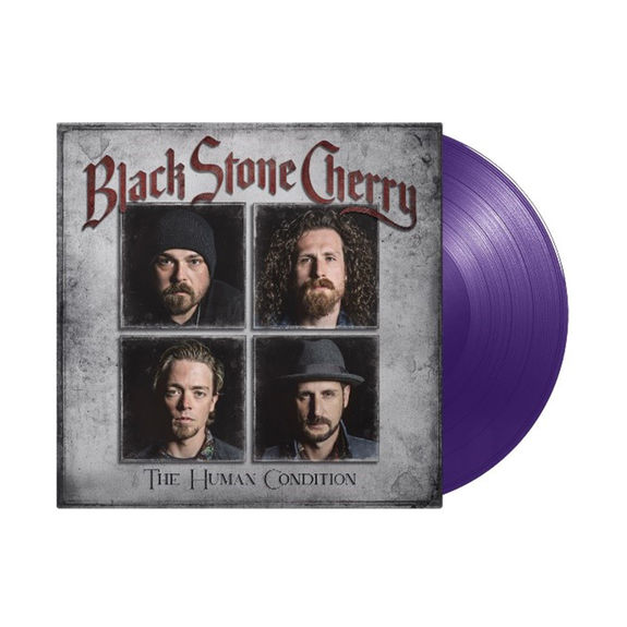Black Stone Cherry: The Human Condition: Limited Edition Purple Vinyl