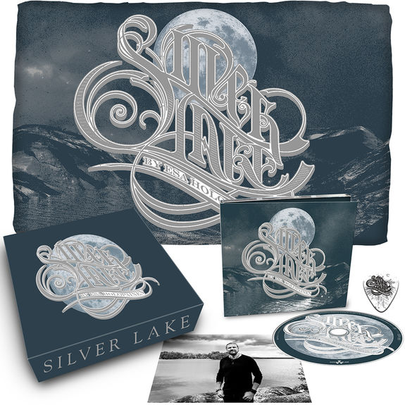 Silver Lake: Silver Lake: Limited Edition Silver Foil CD Box Set, Plectrum, Flag + Signed Card