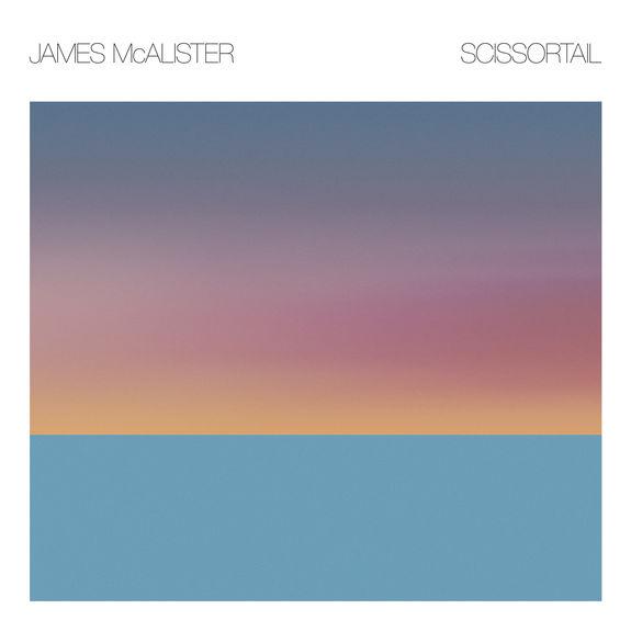 James McAlister: Scissortail: CD