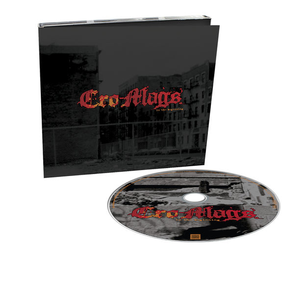Cro-Mags: In The Beginning Digipack CD