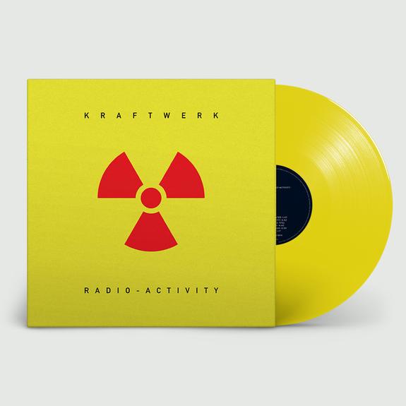 Kraftwerk: Radio-Activity: Limited Edition Translucent Yellow Vinyl